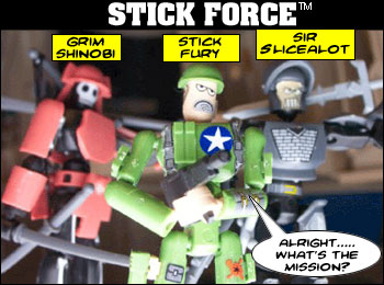Stickforce